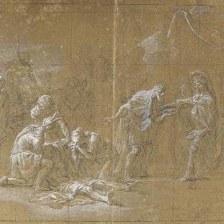 테미스토클레스의 죽음