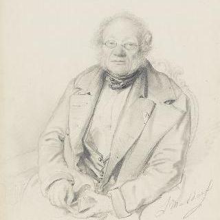 아벤네크의 초상, 오케스트라 지휘자