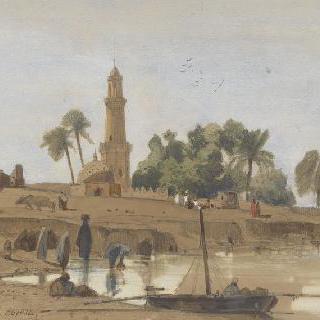 상 이집트의 회교 성원