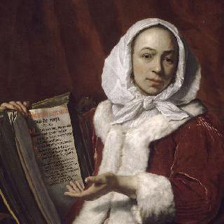 책 읽는 여인