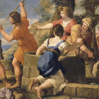 모세와 이드로의 딸들
