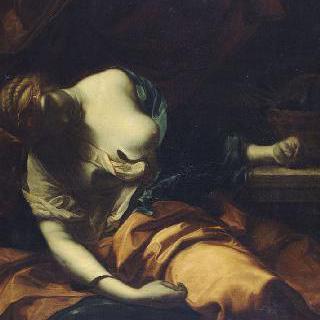 클레오파트라의 죽음