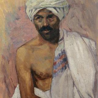 오 니제르 지방의 수단 사람