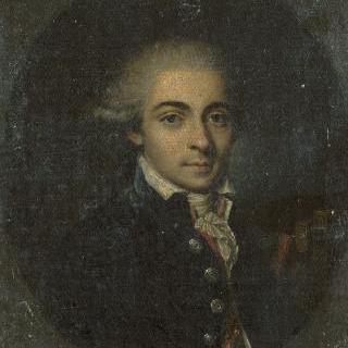 앙투안, 베르탱 기사, 부르봉 섬의 크레올어 시인 (1752-1790)