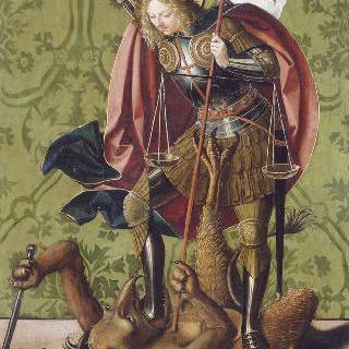 악마를 무찌르는 성 미카엘