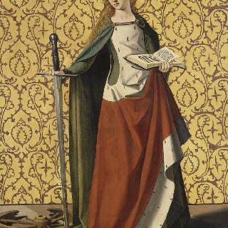 성녀 카트리나 달렉산드리아