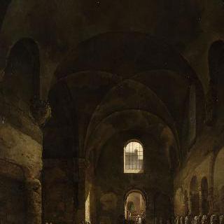 공동목욕탕의 냉탕실 풍경 : 고대와 중세 보석 세공인의 수집품 전시