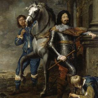옥타비오 피콜로미니 장군의 초상 (1599-1656)