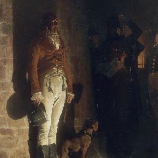 앙기엔 공작의 죽음 (1873년)