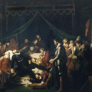 앙리 4세의 죽음