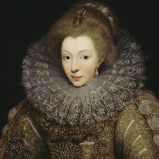 카트린 드 부르봉 알브레 공작 부인, 바르 공작 부인 (1571-1603)