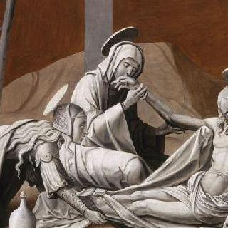 죽은 그리스도의 비참함
