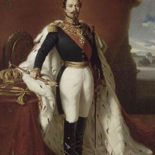 나폴레옹 3세의 전신상
