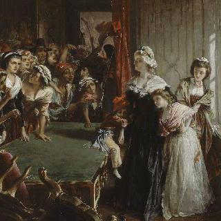 1792년 6월 20일 튈르리 왕궁