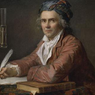 의사 알퐁스 르로이의 초상