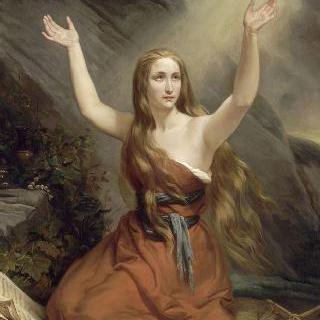 사막의 막달라 마리아