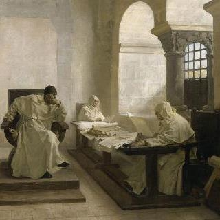 종교재판소의 사람들