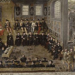 1559년 파리 오귀스탱에서 열린 수요회의