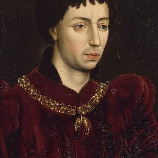 샤를 르 테메레르 부르고뉴 공작의 초상 (1433-1477)