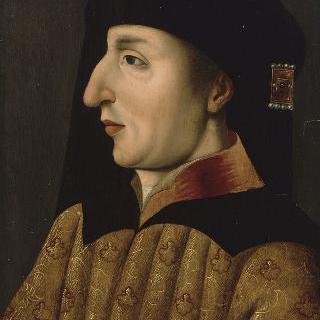 필립 르 아르디, 부르고뉴 공작의 초상 (1342-1404)