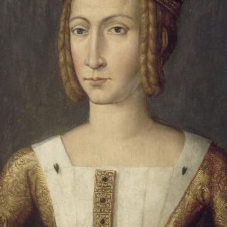 마르그리트 프랑드르 백작 부인, 필립 르 아르디의 부인의 초상 (1350-1405)