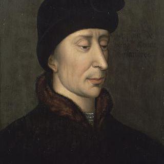 장 성 페르, 부르고뉴 공작의 초상 (1371-1419)