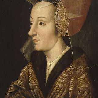 이자벨 드 포르투갈 (1397-1472), 필립 르 봉의 부인의 초상
