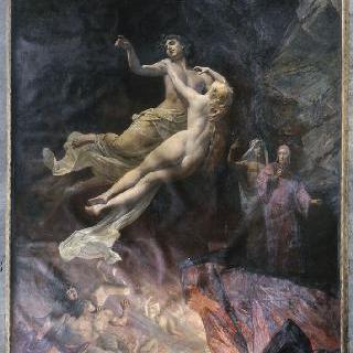 지옥의 단테와 베르길리우스