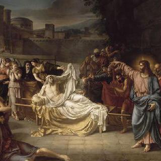 나임의 과부 아들의 부활