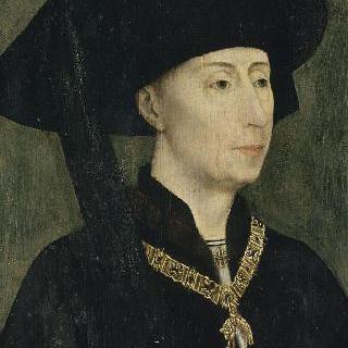 필립 3세 르 봉 부르고뉴 공작의 초상 (1396-1467)