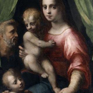 성 가족과 성 요한