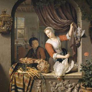 여자 요리사