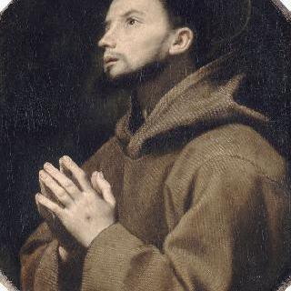 기도하는 성 프랑수아 다시즈