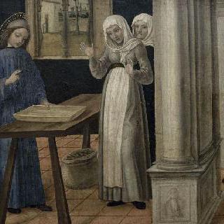 성 베네딕토의 기도 ; 체의 기적 ; 수비아코로 출발