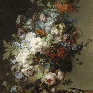꽃들이 있는 정물