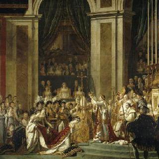 나폴레옹 1세와 조세핀 황후의 대관식