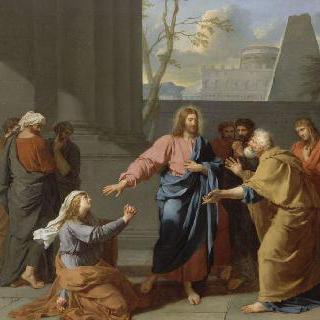 그리스도와 가나안 여인