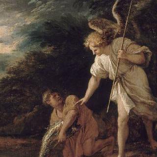 토비아와 천사