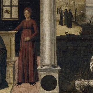 유혹과 성 베네딕토의 굳건함