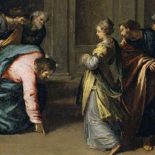 그리스도와 간통녀