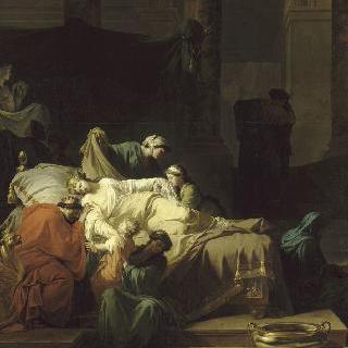 알케스티스의 죽음