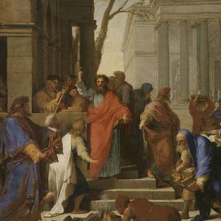 에페소스에서의 성 바오르의 포교