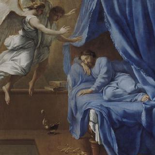 성 브루노의 삶 : 성 브루노의 환영