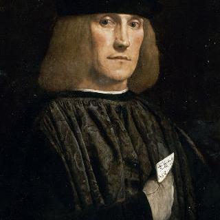 베르나르도 디 살라의 초상