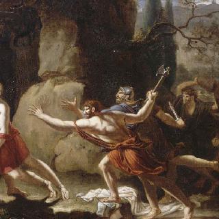 카이우스 그라쿠스의 죽음