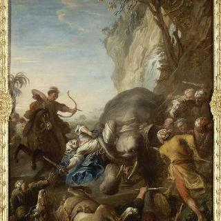 코끼리 사냥