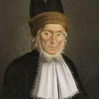 다비드 신츠헤임 대제사장의 초상