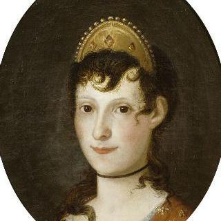 마담 메르, 마리 래티시아 보나파르트의 초상