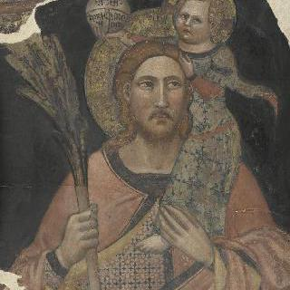 성 크리스토프와 아기 예수