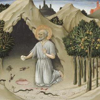 성 제롬의 고해 성사